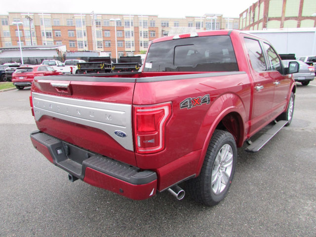 2017 F-150 Crew Cab 4x4 Pickup #171006 - photo 6