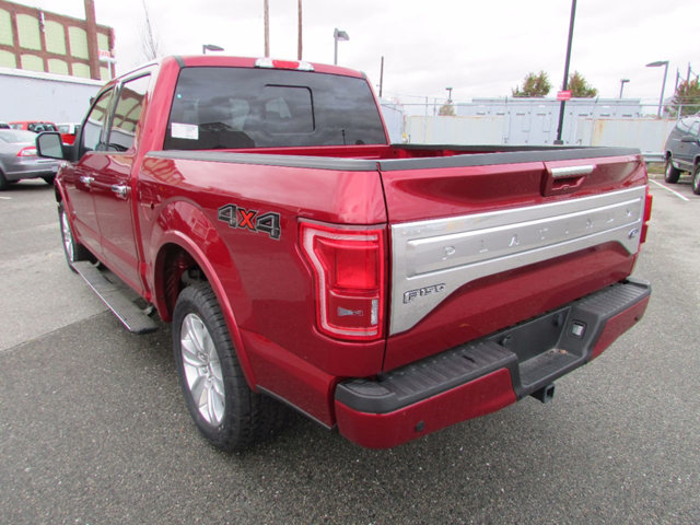 2017 F-150 Crew Cab 4x4 Pickup #171006 - photo 2