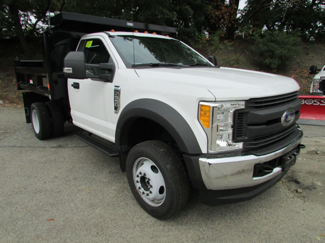 2017 F-550 Regular Cab DRW 4x4 Dump Body #171073 - photo 4