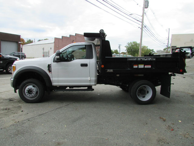 2017 F-550 Regular Cab DRW 4x4 Dump Body #171073 - photo 8