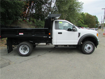 2017 F-550 Regular Cab DRW 4x4 Dump Body #171073 - photo 5