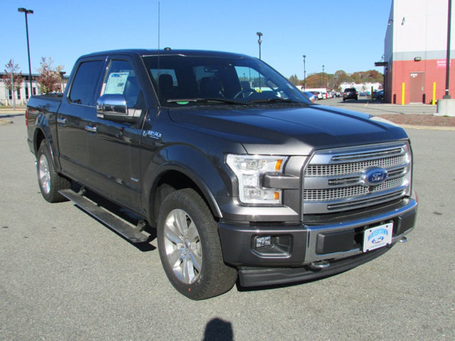 2017 F-150 Crew Cab 4x4 Pickup #171084 - photo 4
