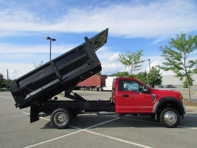 2017 F-550 Regular Cab DRW 4x4 Cab Chassis #17394 - photo 11