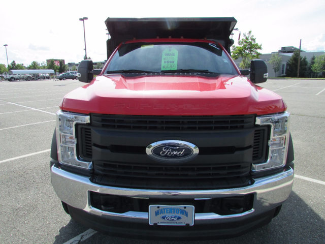 2017 F-550 Regular Cab DRW 4x4 Cab Chassis #17394 - photo 3