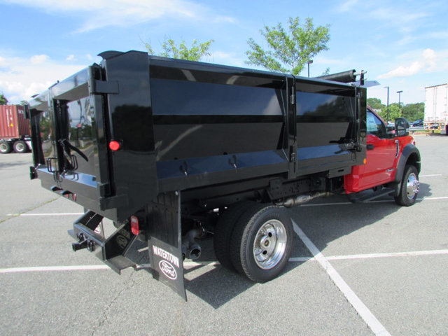 2017 F-550 Regular Cab DRW 4x4 Cab Chassis #17394 - photo 6