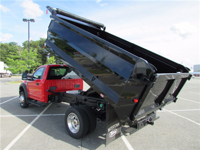 2017 F-550 Regular Cab DRW 4x4 Cab Chassis #17394 - photo 17