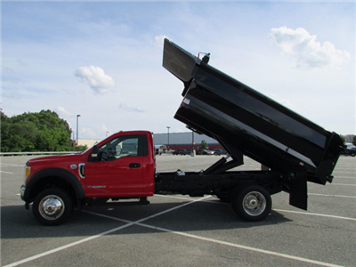2017 F-550 Regular Cab DRW 4x4 Cab Chassis #17394 - photo 18