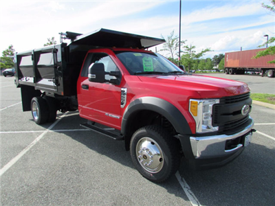 2017 F-550 Regular Cab DRW 4x4 Cab Chassis #17394 - photo 4