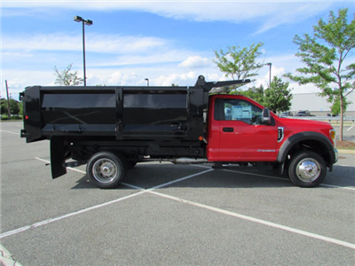 2017 F-550 Regular Cab DRW 4x4 Cab Chassis #17394 - photo 5