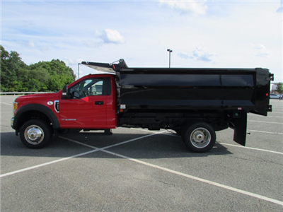 2017 F-550 Regular Cab DRW 4x4 Cab Chassis #17394 - photo 8