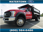 2017 F-550 Regular Cab DRW 4x4 Cab Chassis #17394 - photo 1