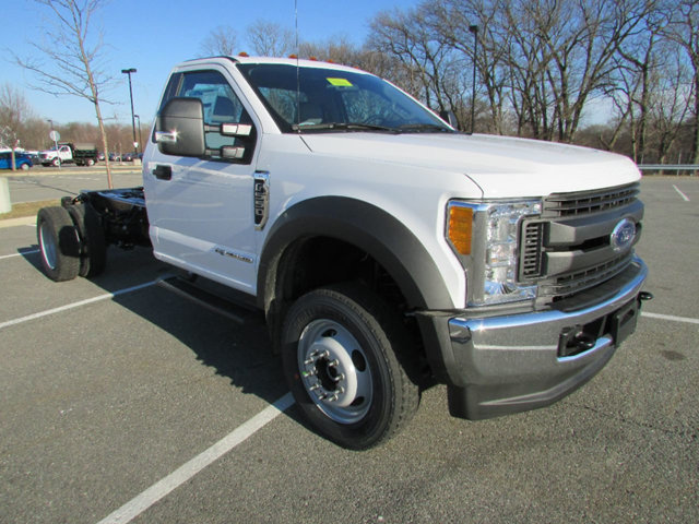 2017 F-550 Regular Cab DRW 4x4, Cab Chassis #17399 - photo 4