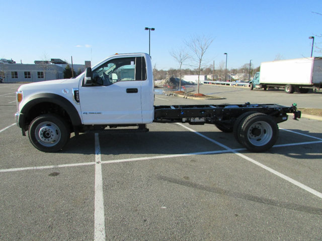 2017 F-550 Regular Cab DRW 4x4, Cab Chassis #17399 - photo 8