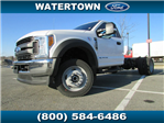 2017 F-550 Regular Cab DRW 4x4, Cab Chassis #17399 - photo 1