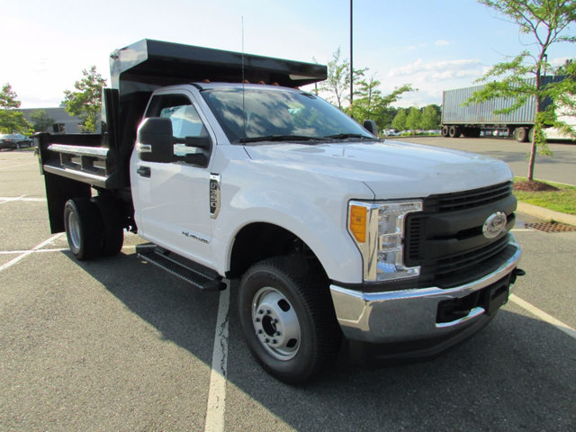 2017 F-350 Regular Cab DRW 4x4, Duraclass Dump Body #17495 - photo 4