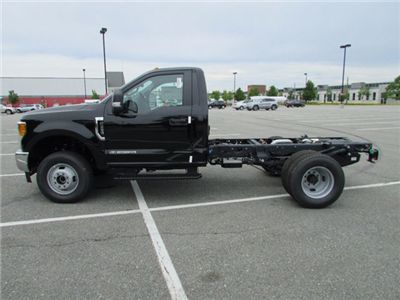2017 F-350 Regular Cab DRW 4x4 Cab Chassis #17661 - photo 8