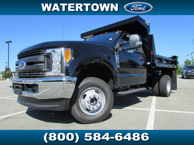 2017 F-350 Regular Cab DRW 4x4, Duraclass Dump Body #17782 - photo 1
