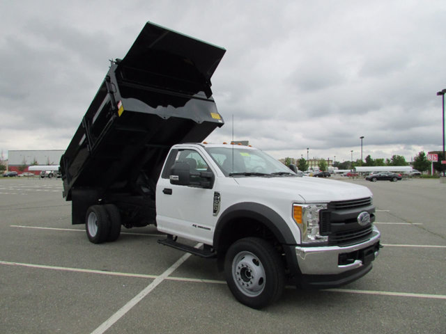 2017 F-550 Regular Cab DRW 4x4, Landscape Dump #17788 - photo 14