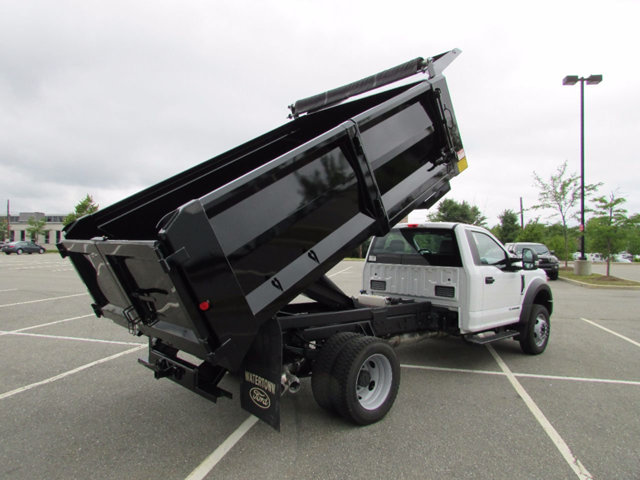 2017 F-550 Regular Cab DRW 4x4, Landscape Dump #17788 - photo 16