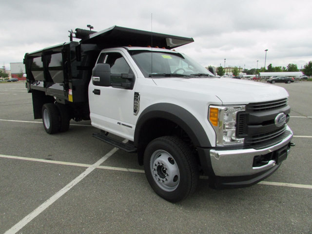 2017 F-550 Regular Cab DRW 4x4, Landscape Dump #17788 - photo 4