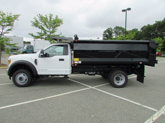 2017 F-550 Regular Cab DRW 4x4, Landscape Dump #17788 - photo 8