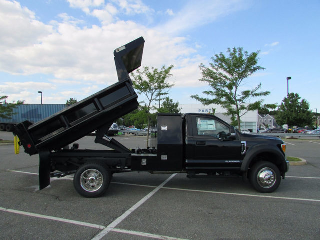 2017 F-550 Regular Cab DRW 4x4, Duraclass Dump Body #17797 - photo 11