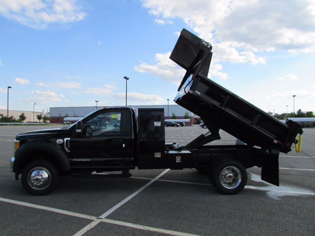 2017 F-550 Regular Cab DRW 4x4, Duraclass Dump Body #17797 - photo 19