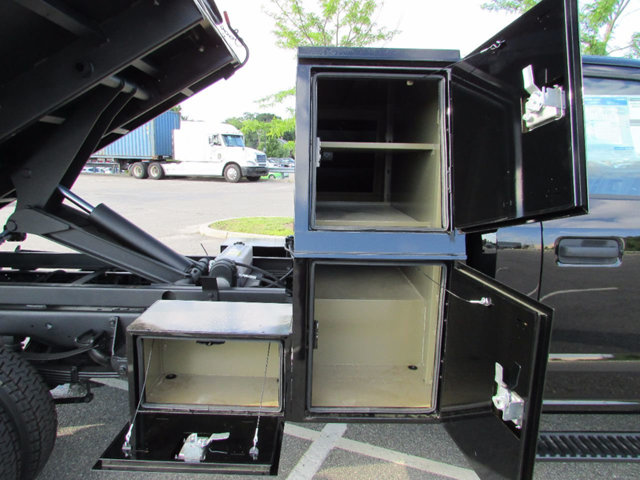 2017 F-550 Regular Cab DRW 4x4, Duraclass Dump Body #17797 - photo 21