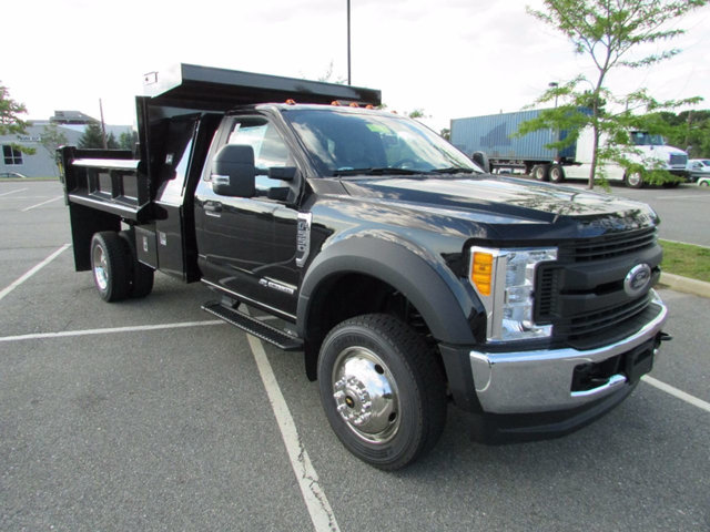 2017 F-550 Regular Cab DRW 4x4, Duraclass Dump Body #17797 - photo 4