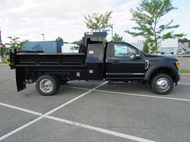 2017 F-550 Regular Cab DRW 4x4, Duraclass Dump Body #17797 - photo 5