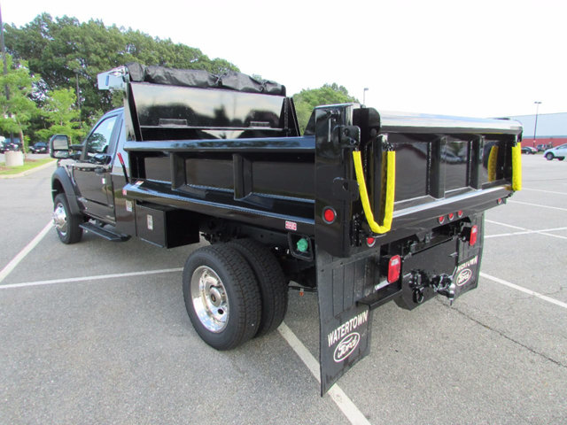 2017 F-550 Regular Cab DRW 4x4, Duraclass Dump Body #17797 - photo 2