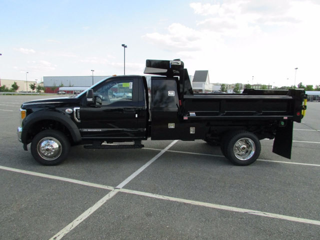 2017 F-550 Regular Cab DRW 4x4, Duraclass Dump Body #17797 - photo 8