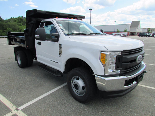 2017 F-350 Regular Cab DRW 4x4, Rugby Eliminator LP Steel Dump Body #17871 - photo 4