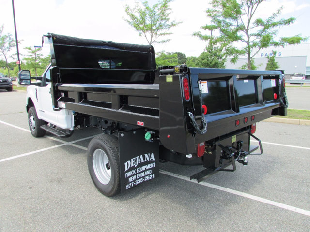 2017 F-350 Regular Cab DRW 4x4, Rugby Eliminator LP Steel Dump Body #17871 - photo 2