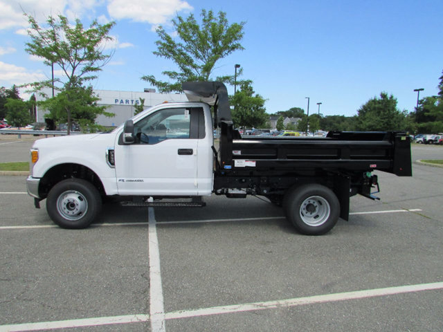 2017 F-350 Regular Cab DRW 4x4, Rugby Eliminator LP Steel Dump Body #17871 - photo 8