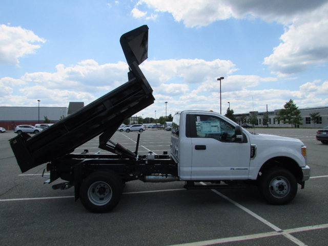 2017 F-350 Regular Cab DRW 4x4, Rugby Eliminator LP Steel Dump Body #17871 - photo 9