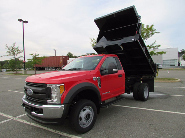 2017 F-550 Regular Cab DRW 4x4, Dump Body #17900 - photo 11