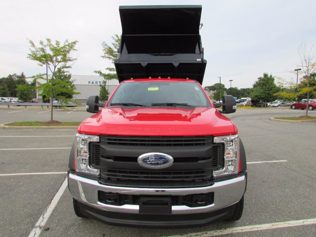 2017 F-550 Regular Cab DRW 4x4, Dump Body #17900 - photo 12