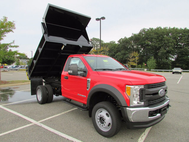 2017 F-550 Regular Cab DRW 4x4, Dump Body #17900 - photo 13