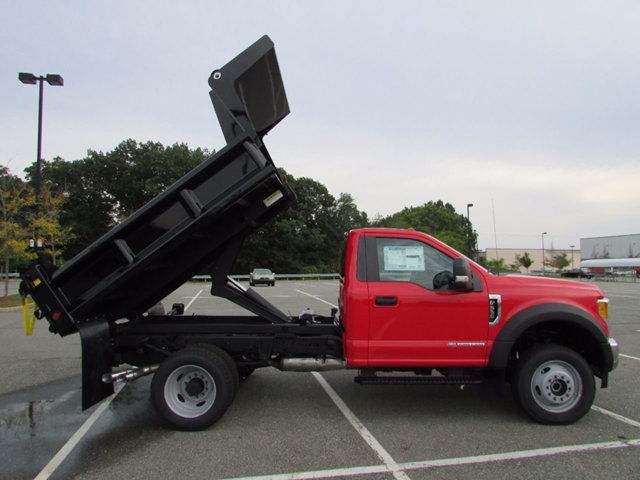 2017 F-550 Regular Cab DRW 4x4, Dump Body #17900 - photo 14
