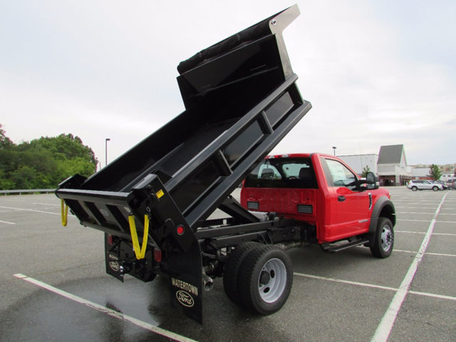 2017 F-550 Regular Cab DRW 4x4, Dump Body #17900 - photo 15