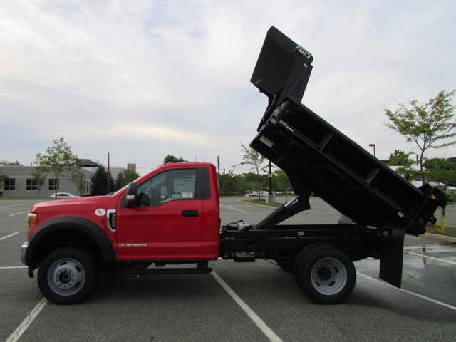 2017 F-550 Regular Cab DRW 4x4, Dump Body #17900 - photo 18
