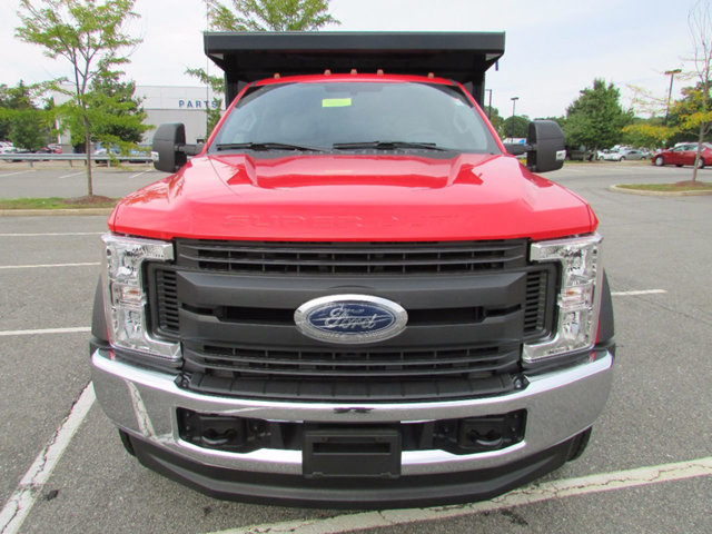 2017 F-550 Regular Cab DRW 4x4, Dump Body #17900 - photo 3