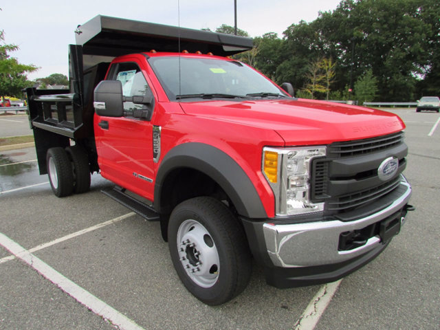 2017 F-550 Regular Cab DRW 4x4, Dump Body #17900 - photo 4
