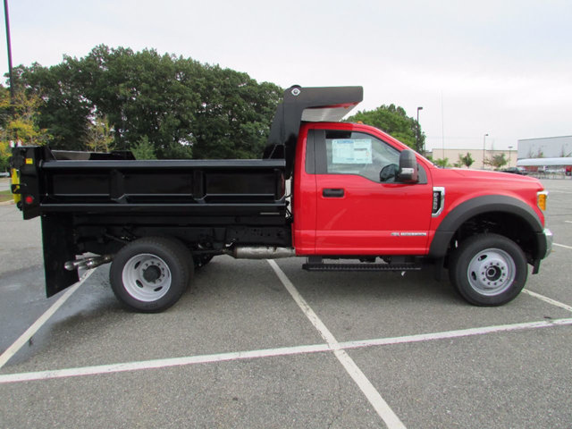 2017 F-550 Regular Cab DRW 4x4, Dump Body #17900 - photo 5