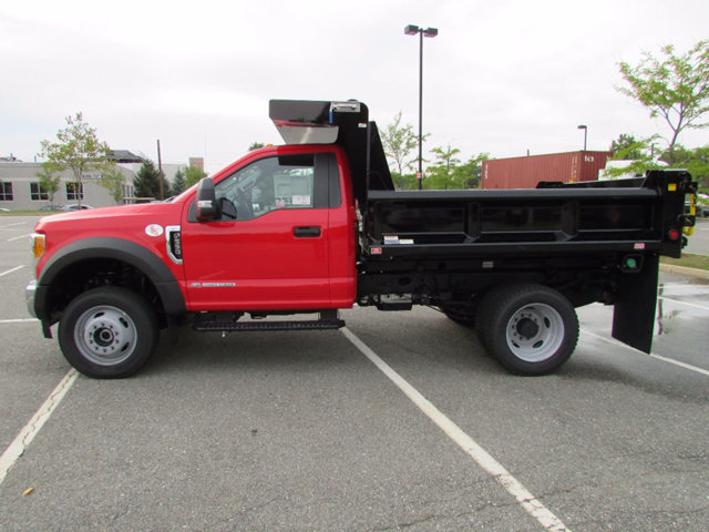 2017 F-550 Regular Cab DRW 4x4, Dump Body #17900 - photo 8