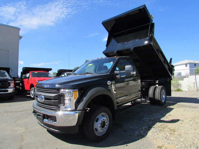 2017 F-550 Regular Cab DRW 4x4, Dump Body #17901 - photo 11