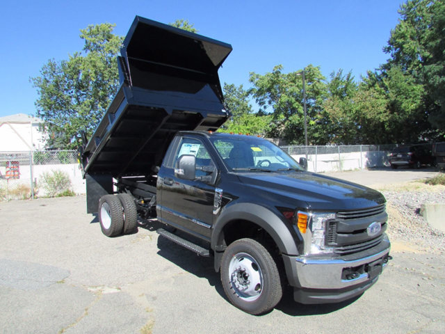 2017 F-550 Regular Cab DRW 4x4, Dump Body #17901 - photo 13