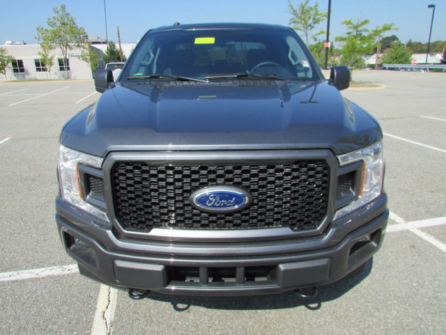 2018 F-150 Super Cab 4x4 Pickup #18005 - photo 3