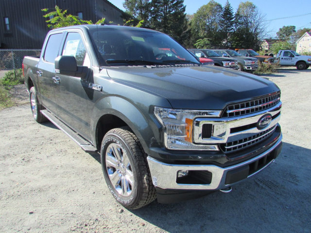 2018 F-150 Crew Cab 4x4 Pickup #18008 - photo 4